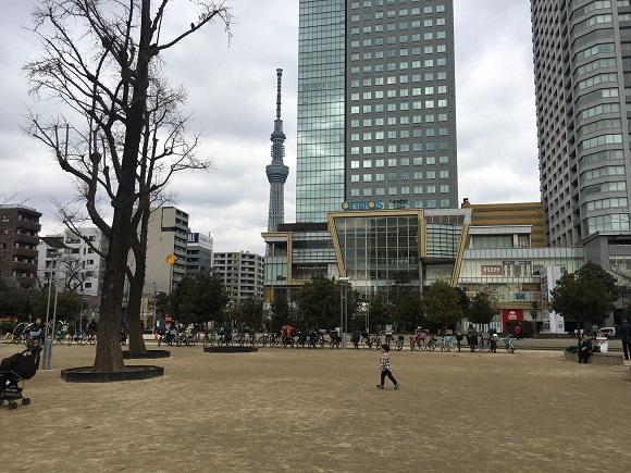 錦糸公園おすすめスポット20