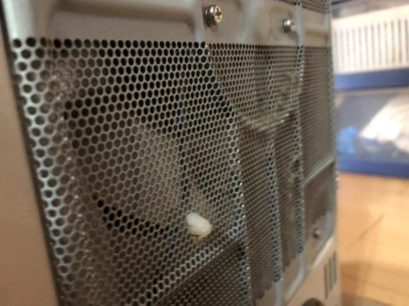 暖房器具 掃除11