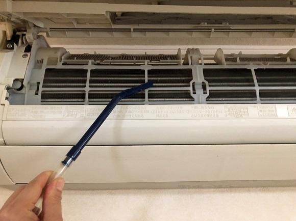 暖房器具 掃除5
