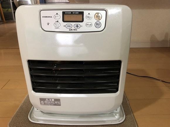 暖房器具 掃除9