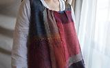 色と素材を自由に組み合わせる「さをり織り」の魅力―もりあきこさん