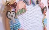 絵を描くように、色とりどりの刺繍糸と布で表現―衣装作家・神尾茉利さん