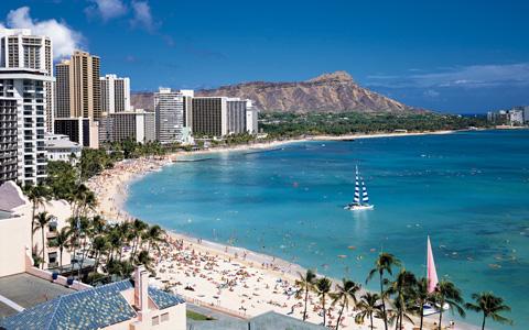 赤ちゃんと一緒のハワイ旅行