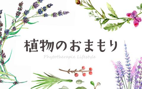 植物のおまもり
