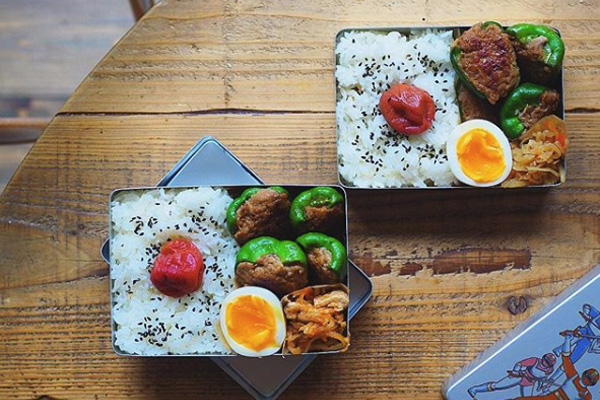 MAYAさんちのお弁当レシピ