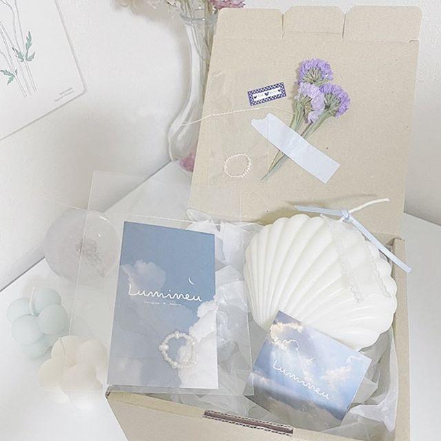 かわいい韓国キャンドルのお店3選を紹介♡飾り方アイディア7つでおしゃれなインテリアに!の3枚目のインスタグラム画像